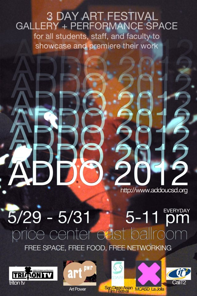 ADDO 2012 Flyer